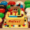 Ninjago Cake and Cupcake