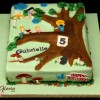 The Faraway Tree Birthday Cake