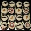 Sniper Birthday Cupcake
