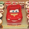 Cars Birthday Cakes and Cupcakes