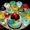 Dinosaurs Cupcakes