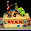 Jake And The Never Land Pirates Birthday Cake