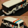Bus Birthday Cake