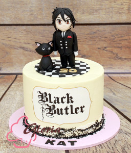 Black Butler - Gloria Cake