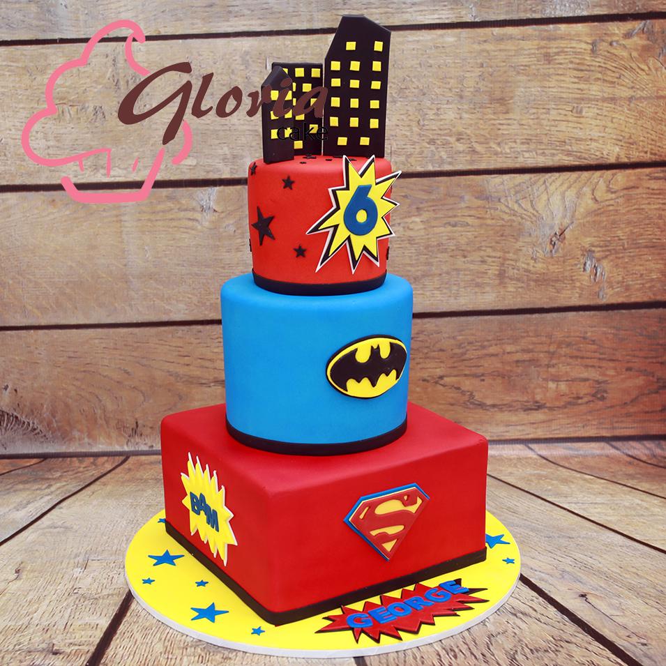 Portfolio Gloria Cake